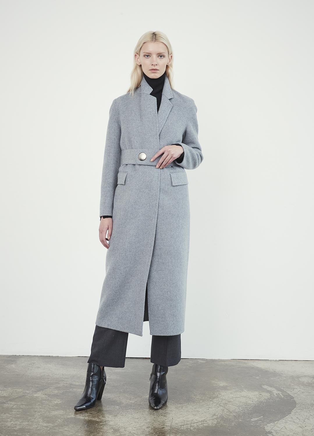Straight Fit Handmade Coat