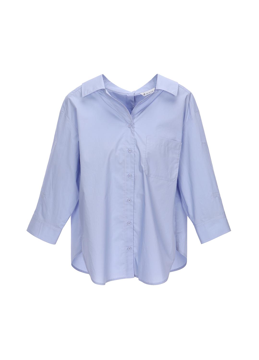 박시핏 캐쥬얼 셔츠