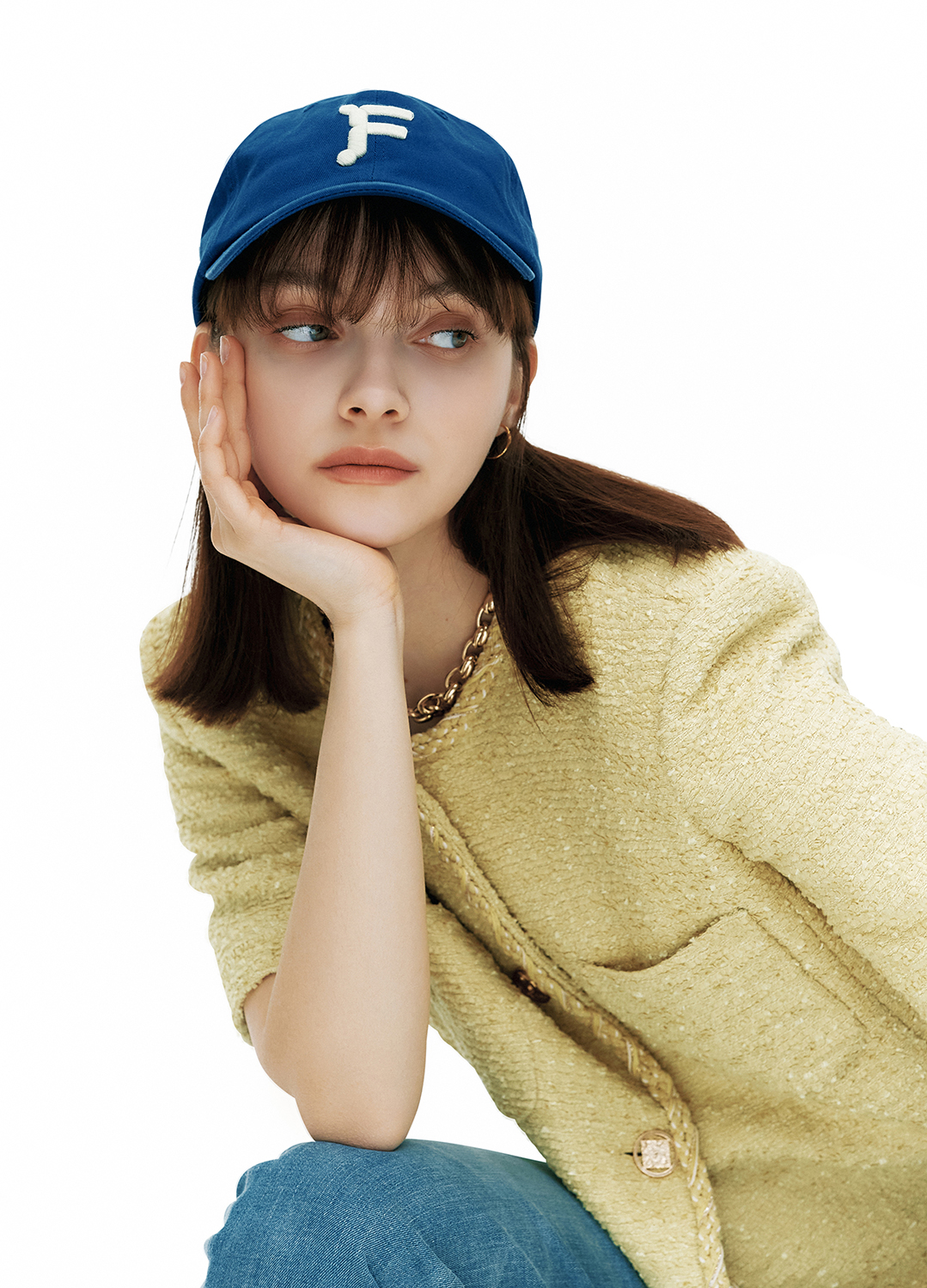 [FAD]For a day baseball cap