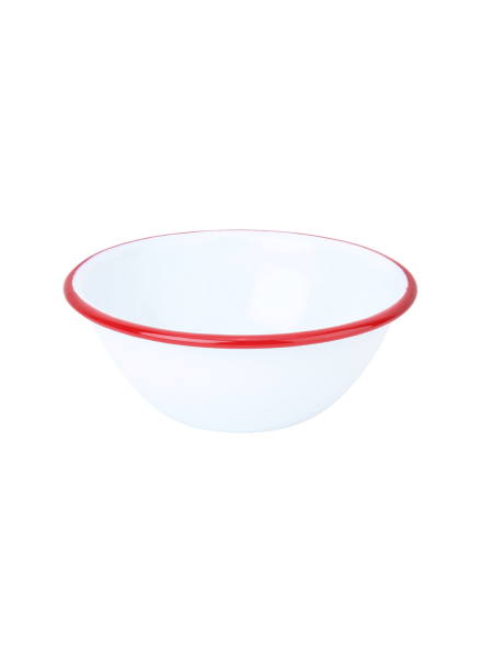 [30%] CEREAL BOWL SOLID RED