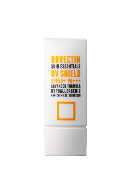 [ROVECTIN] UV SHIELD TINTED SPF 50+ PA+++