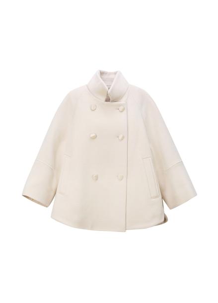 Cape Style Short Jacket [주문폭주˝공항가는길˝ 김하늘 착용]