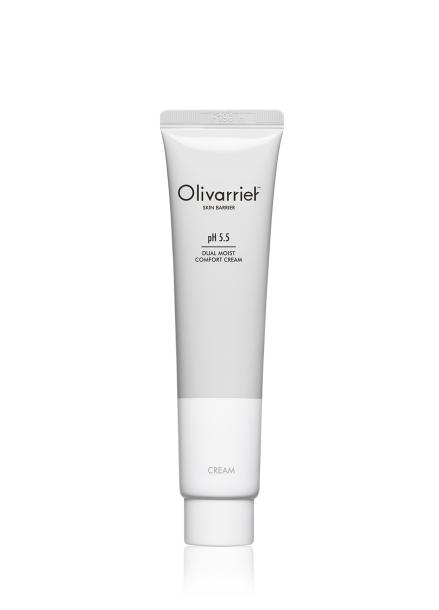 [Olivarrier/수분장벽크림] Dual Moist Comfort Cream