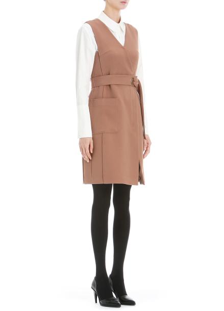 Front Slit Belted Dress [주문폭주 ˝질투의화신˝ 공효진착용]