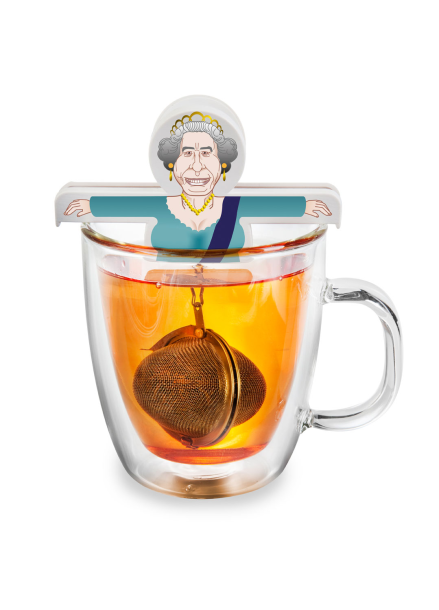 [DONKEY PRODUCTS] Tea Egg - God save the Queen