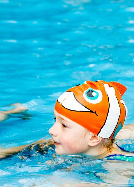 [DONKEY PRODUCTS] Swimming Cap - Nemo