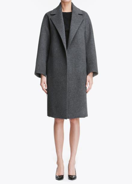 Cashmere Blend Basic Coat(전지현코트)