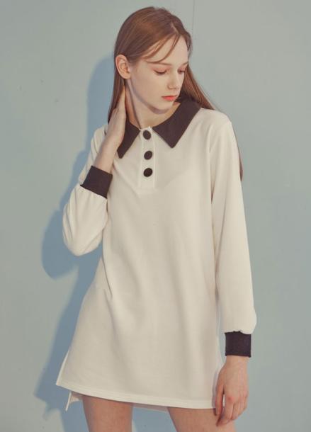 [ADDSENSE]HONEY DRESS_WHITE