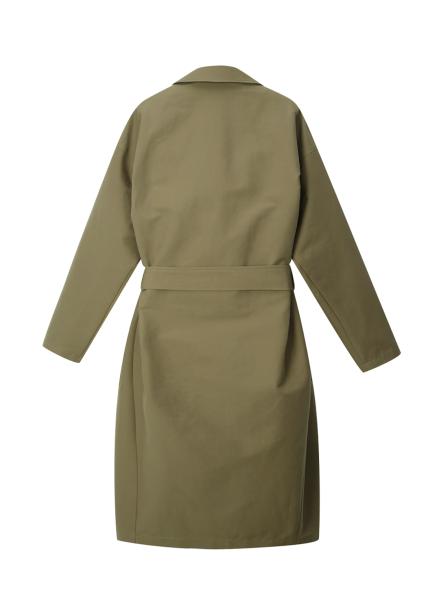 ★ Oversized Basic Trench Coat