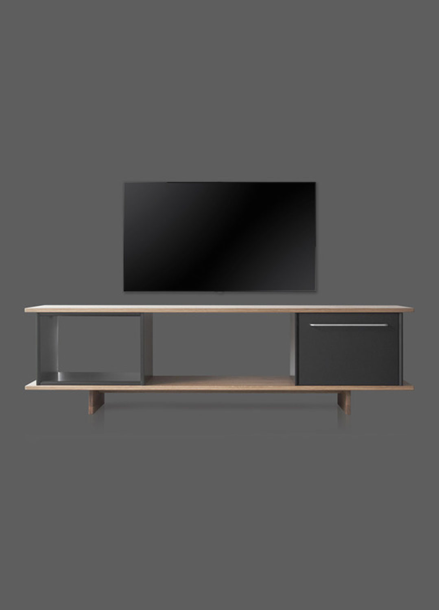 [MUNITO] Blank TV Stand