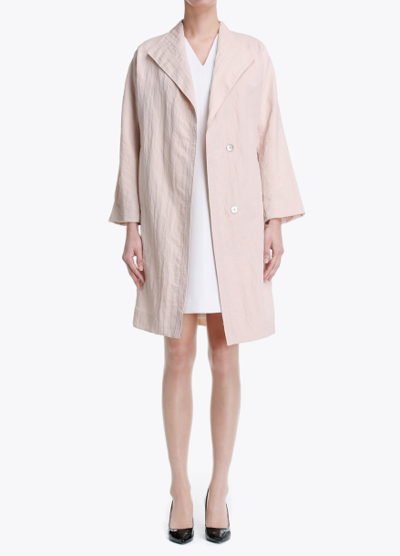 Cotton-Blend Basic Trench Coat(인기상품)