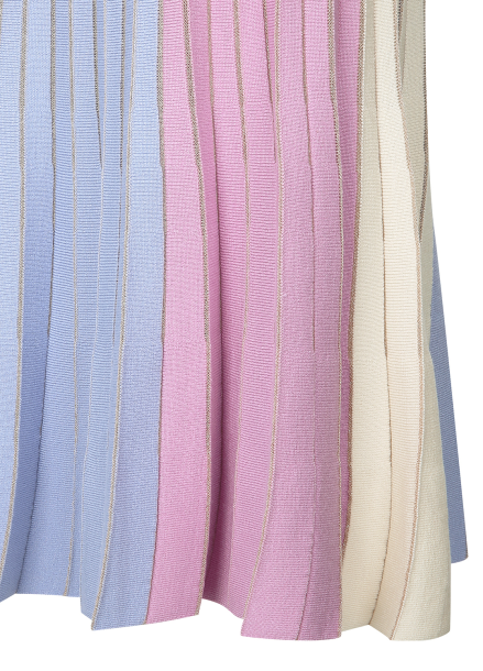 Pleated Knit Skirt [˝완벽한아내˝ 조여정 착용]