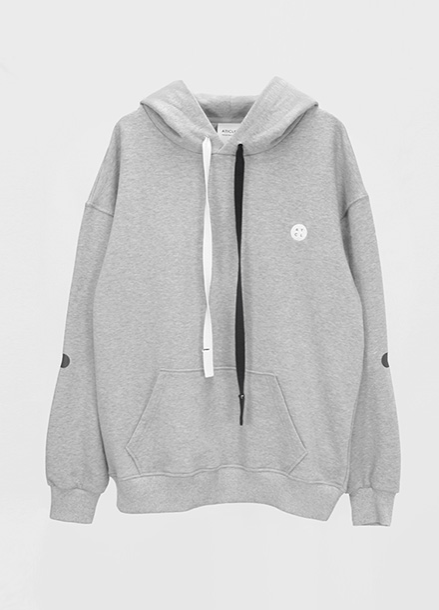 [ATICLE/50%SALE] Knee Point Hoodie Sweatshirt_MG