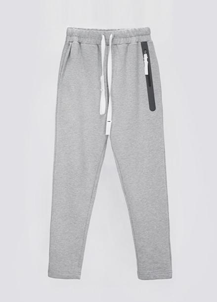 [ATICLE/50%SALE]Welding Zip Baggy Fit Sweatpants_MG