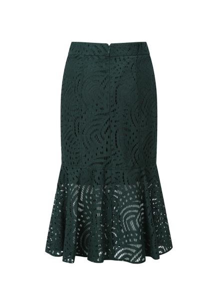 ◆ Mermaid Lace Skirt