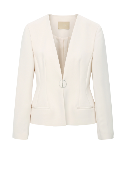 Circle Button Point Jacket