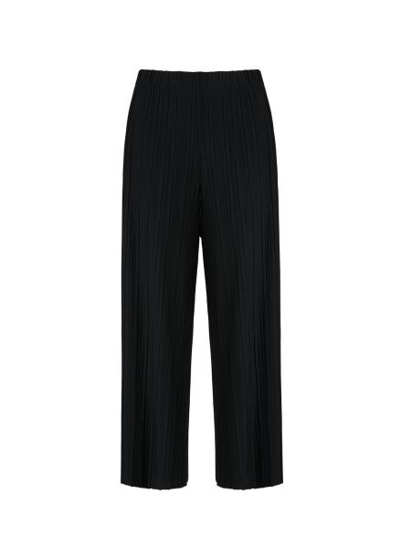 Pleats Bending Pants