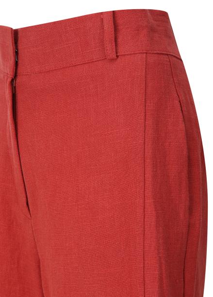★ Wide Fit Linen Pants