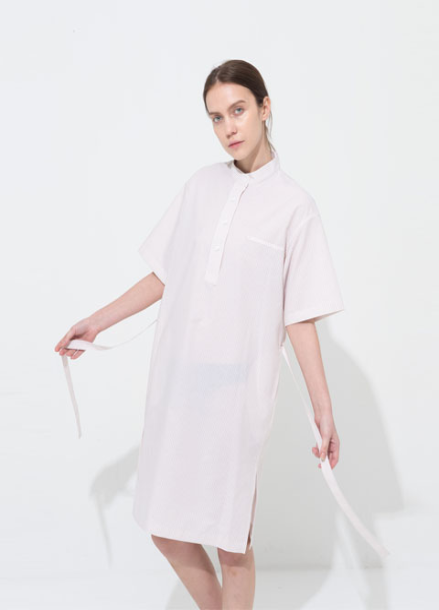 [NOCOCHIC] CHINA STRIGHT DRESS ST