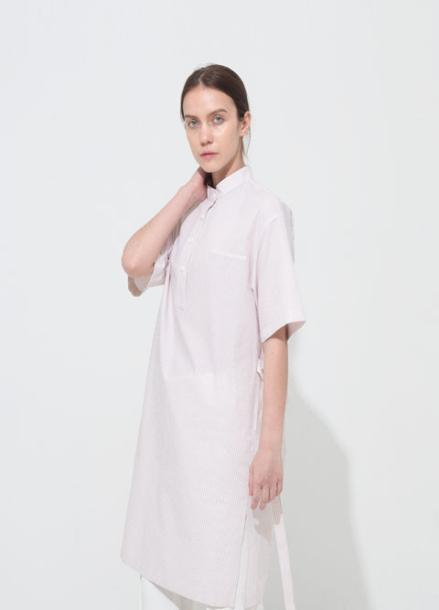 [NOCOCHIC/20%] CHINA STRIGHT DRESS ST