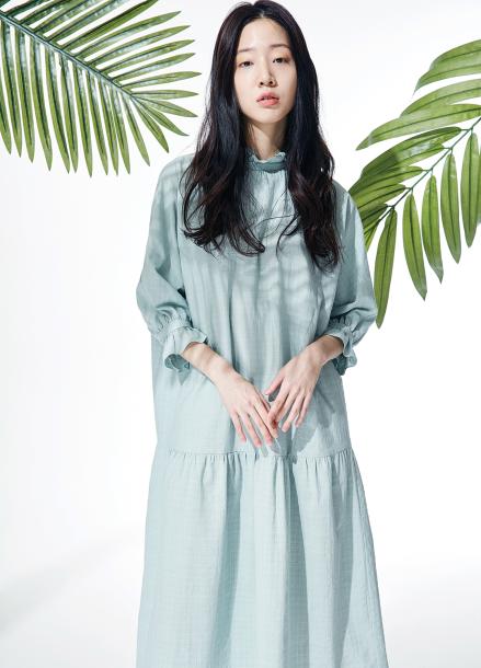 [인기상품]Amelie mint dress