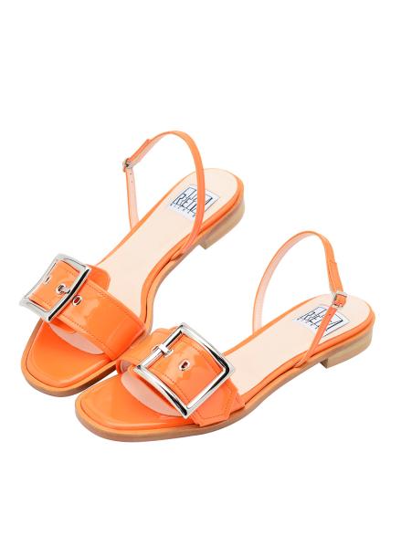 [LORRETTA] SANDAL Wicked Sandal L733402 orange (2cm)