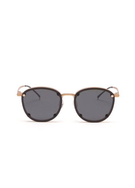[FROMHENCE] SUNGLASSES 4701 RR BLACK