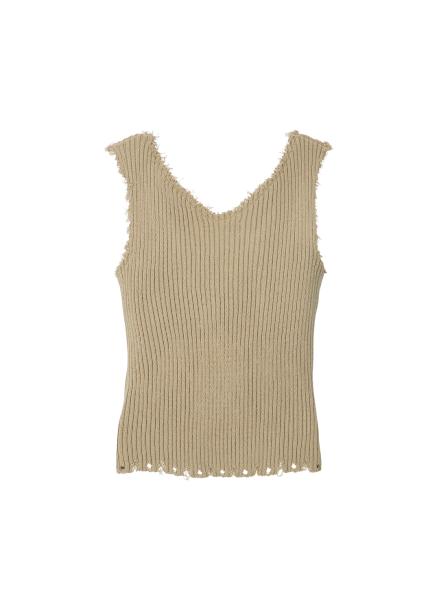 ★ Summer Knit Sleeveless