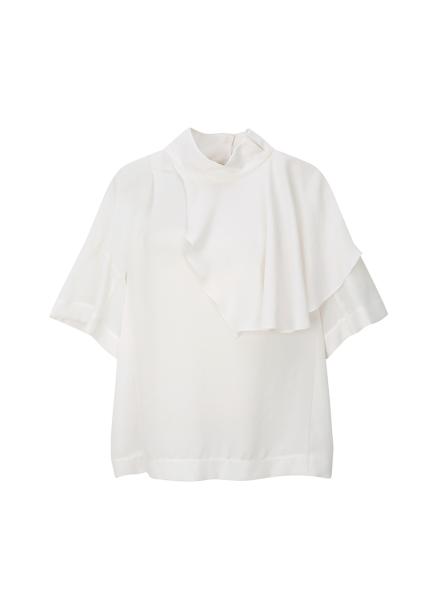 ◈ Layered Shoulder Blouse