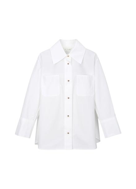 Basic Shirts Blouse