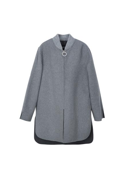 Handmade Zip-Up Coat