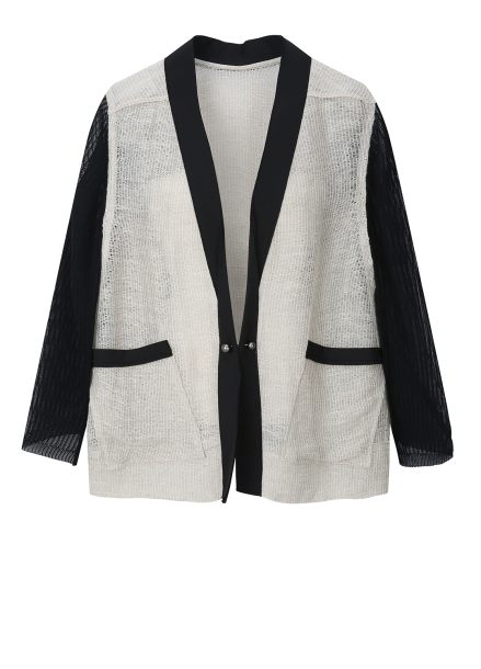 Colorblock Outer