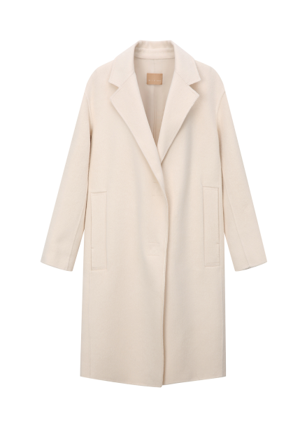 (인기상품) Single Basic Coat