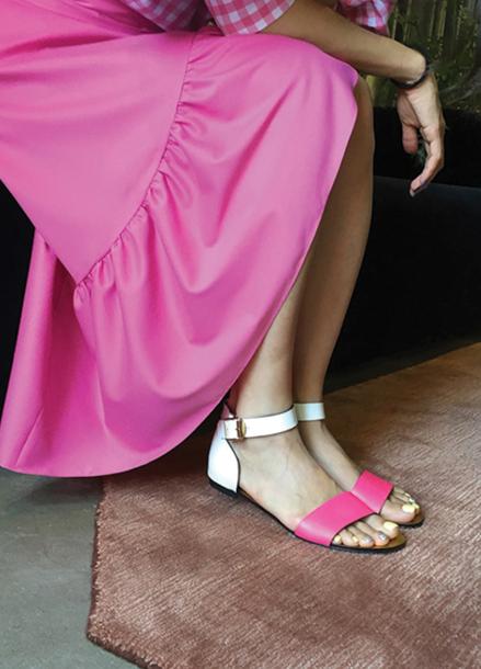 [LAFETE] Flat Sandal (4 color)
