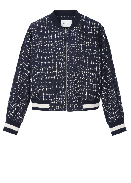 Crocodile Patterned Outer