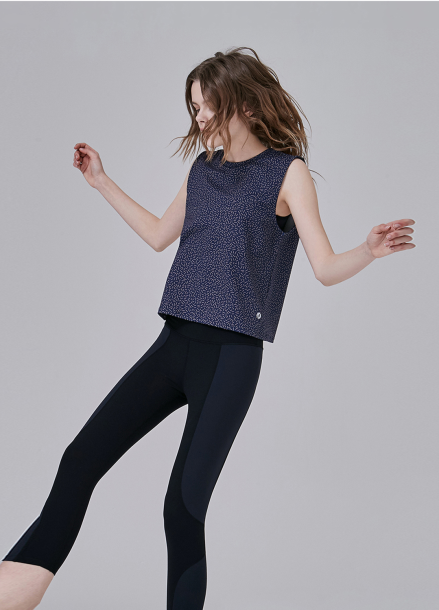 [LOWEIGHT/10%+5%쿠폰SALE] LPT-126 Pattern F navy [TOP]