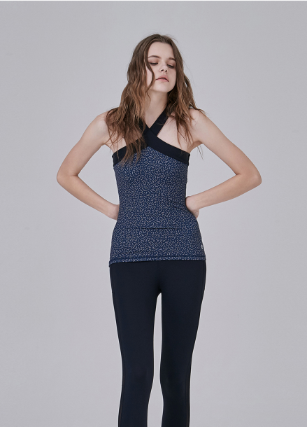 [LOWEIGHT/10%+5%쿠폰SALE] LPT-127 Pattern F navy [TOP]
