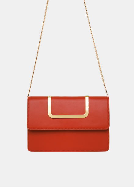 [EENK]HANDY BAG_RED