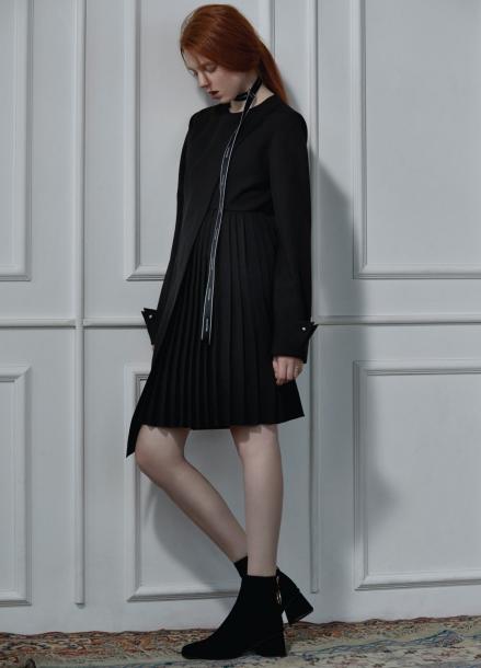 pullover shirt black