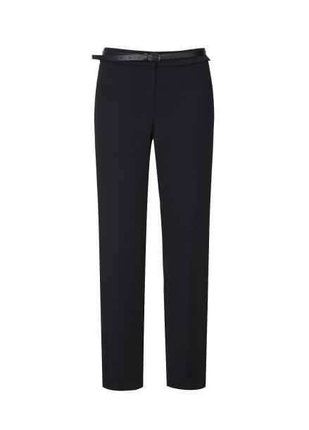 Slim Fit Belt Pants