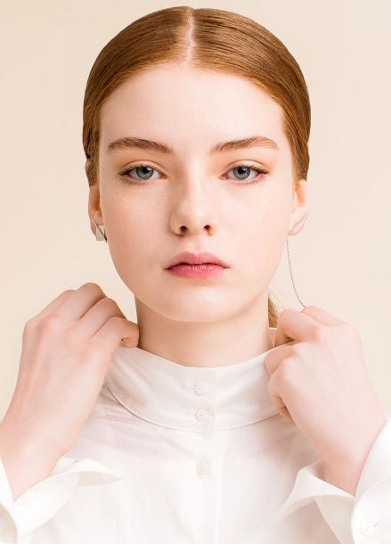3Way styling earring [DL16SSER08MTF]