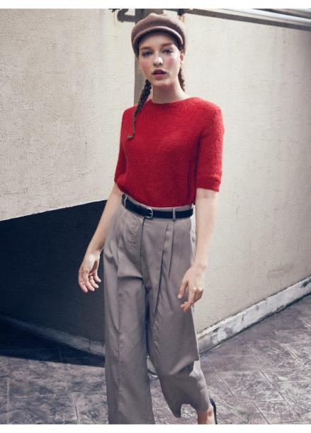 [URAGO/9월신상출시/5%+5%COUPON]classic wide pants