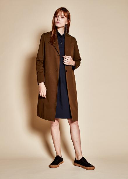 [TheKstory]Three pocket coat_khaki