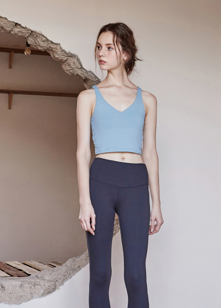 [LOWEIGHT/17FW/10%+5%COUPON/SPORTS BRA] LS-215 BABY BLUE