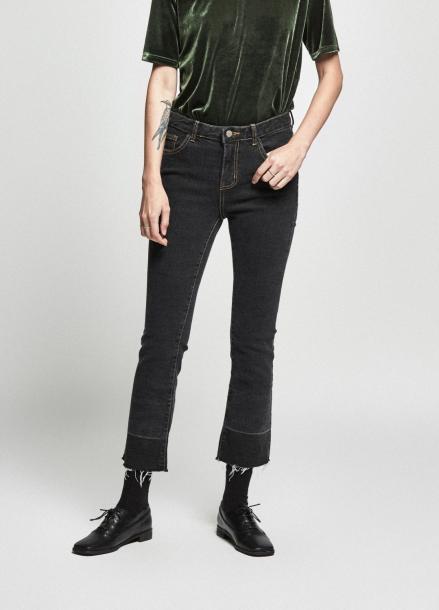 [URAGO/OCTOVER신상/5%+5%COUPON]straght fit denim pants