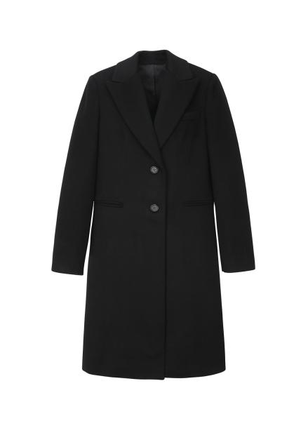 Cashmere Basic Signle Coat
