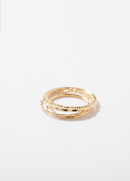 [TATIANA/17FW/10%+5%COUPON][SILVER 925] TWINKLE LAYERED RING