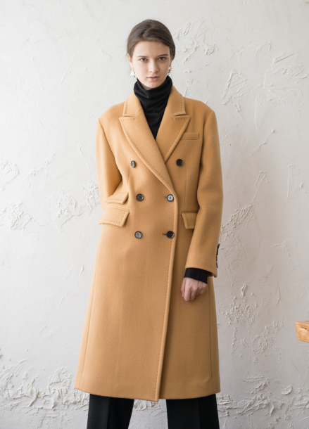 [NOCOCHIC/고객감사전/5%+5%COUPON]CLASSIC DOUBLE TAILORED COAT [BE]
