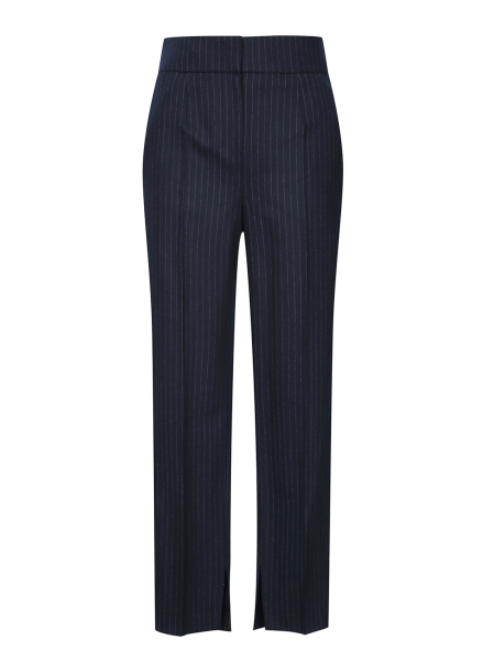 Stripe Slit Pants