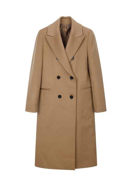 Cashmere Double Coat